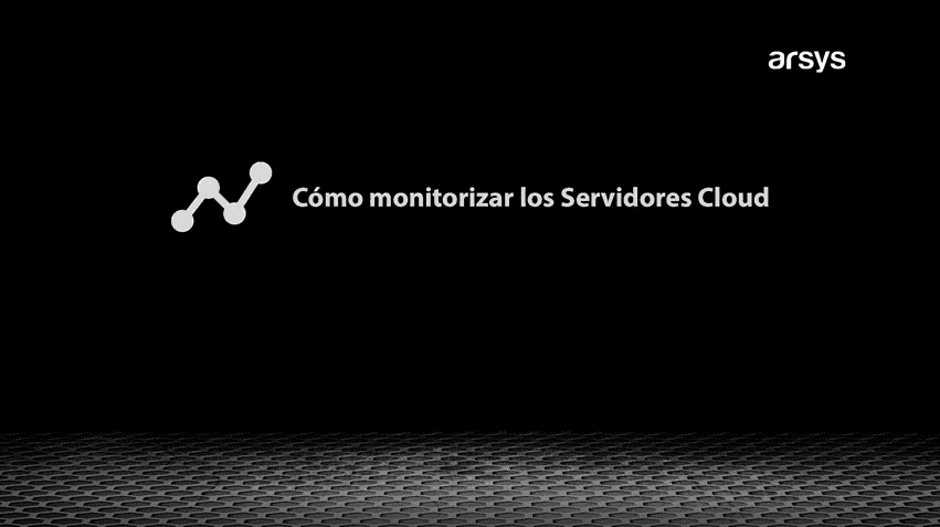 Como monitorizar os Servidores Cloud